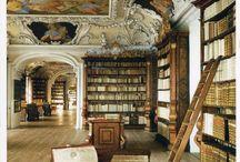Books and Libraries / by Noémi Kiss-Deáki
