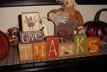 Thanksgiving / by Ann Bruning