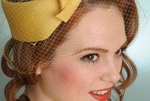 vintage hats / by Laura De Roo
