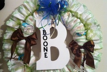 Baby Shower gifts and decorations / by Kimberly Shiflett