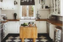 Kitchen / by Joanna Whitton