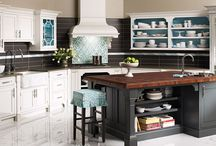 kitchen / beautiful kitchens, appliances, kitchen decorating / by Layne Quintanilla ~ Mama Q Blogs It