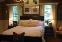 Master Bedroom Inspiration / by Jamie Thompson