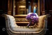 Purple inspiration table / by Intricate Icings
