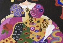 Meninas / by El Buho de Patchwork