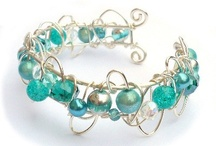 Handmade Bracelets by Kian Designs  / Stunning handmade bracelets that stand out from the crowd! www.kiandesigns.co.uk / by Kian Designs Jewellery