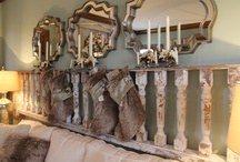 Romantic Vintage Decor / Shabby chic, architectural salvage, etc. / by Missy Grenell