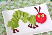 Kid Food / Food ideas and recipes for children. Great for birthday parties and other themed events. #Kids #children #food #party #cute / by Handpressions