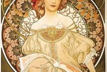 Art Nouveau / by Maria Elkins