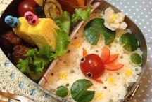 Lunch Ideas / by Rochelle Turner