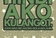Tagalog Banats / by Pinoy Quotes