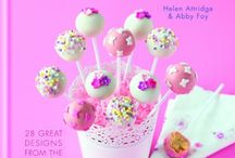 Cake Pops / by Cassandra Linke
