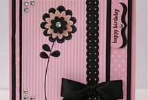 scrapbooking & cards / by Brenda Mountain