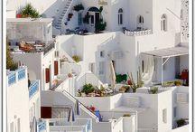 BEAUTY OF GREECE (HELLAS) / by Bill Piniros