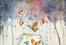 Butterflies / by Joan