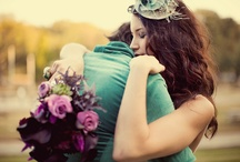 Bride and Groom Portraits / Beautiful shots of brides and grooms together. / by Jacquelyn Murphy