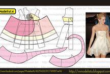 *   Sewing - Patterns / by Tamara Sharp