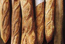 notre pain quotidien ... / by Etcaetera - etc
