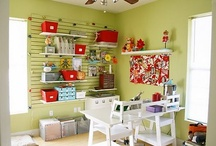 crafty spaces / by Christa Savietto