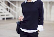 Power woman  / Modern woman office attire  / by Karla Morgan