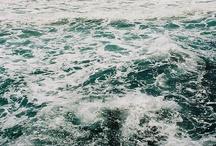 Ocean / by Hannah Graff
