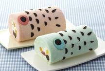 kawaii cakes / by Maruco McDuck