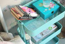 Organize / by Jenna Day