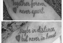 tattoo ideas / by Leslie Huft