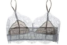 Nap it. / Lingerie and evening time apparel.  / by Melanie Kwong