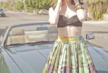 Style - Summer Days  / by Mira Breland