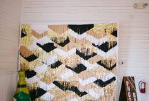 Backdrop Ideas / by Lauren