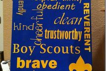 Scouts / by Julie Baird