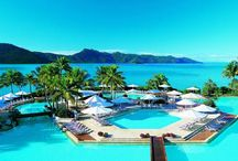 hotels and resorts around the world / by Robin Weir Horner