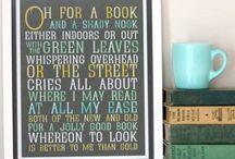 Bookish / Feeding the addiction of bibliophiles. / by Lydia Sharp