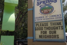 Supporting our neighbors / Community is crucial when friends are in need / by Manitou Springs