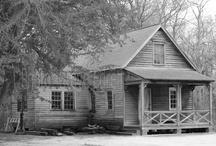 Colonial House Exteriors / Exterior Historic House Ideas, Designs, Colors / by Jason Morneau