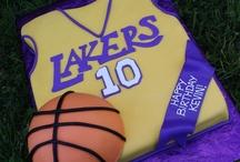 Los Angeles Lakers / by Krissy Babyy