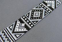 //Creative// Loom beaded bracelets / by Esther