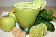 Juicing Recipes / by Beth Masog