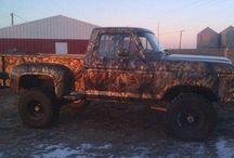 Trucks / by don hillman