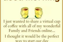 Coffee / I love coffee! If you would like to join the board email me at biahome4u@aol.com. I am a Baltimore area Realtor.  Www.TheCordwellGroup.com / by Dottie Cordwell