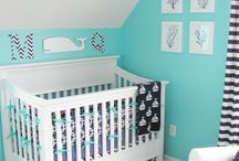 Nautical Nursery Ideas / Ahoy Matey! The nautical theme is still going strong in the nursery and kids rooms and we've rounded up the cutest and most clever nautical decor ideas! / by Project Nursery | Junior