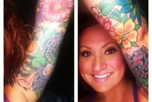 Let's ink up my arm! / by Moira Powell