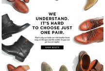 Shoes/Fashion Marketing-Advertising / by Stephanie Alcalde