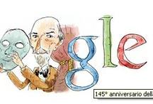 Google Doodles / Google Doodles / by LAB4IT
