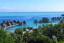 Destination: Bora Bora / Put a ring on it in Bora Bora! / by Forbes Travel Guide