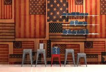 """Americana / I've never really been a """"Go 'Merica!"""" type guy, but the more I've learned about the country recently, the more impressed I am with where we've come from (not where we are.) / by Gage Halland"""