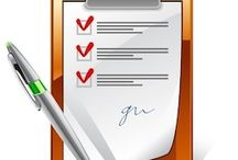 Fundraising Checklists / by Fundraising Ideas