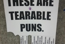 punny / by CASEY HOWARD