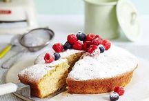 Cake recipes for Spring / The best baking recipes for warm sunny days... / by Handbag.com
